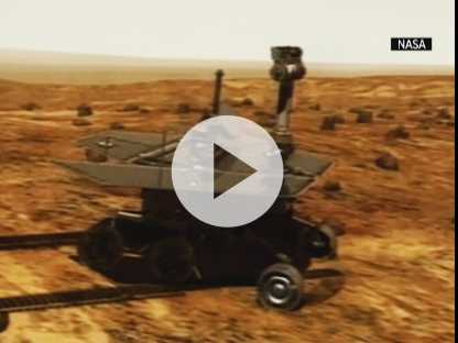 Scientists Reflect On Past, Future Mars Missions