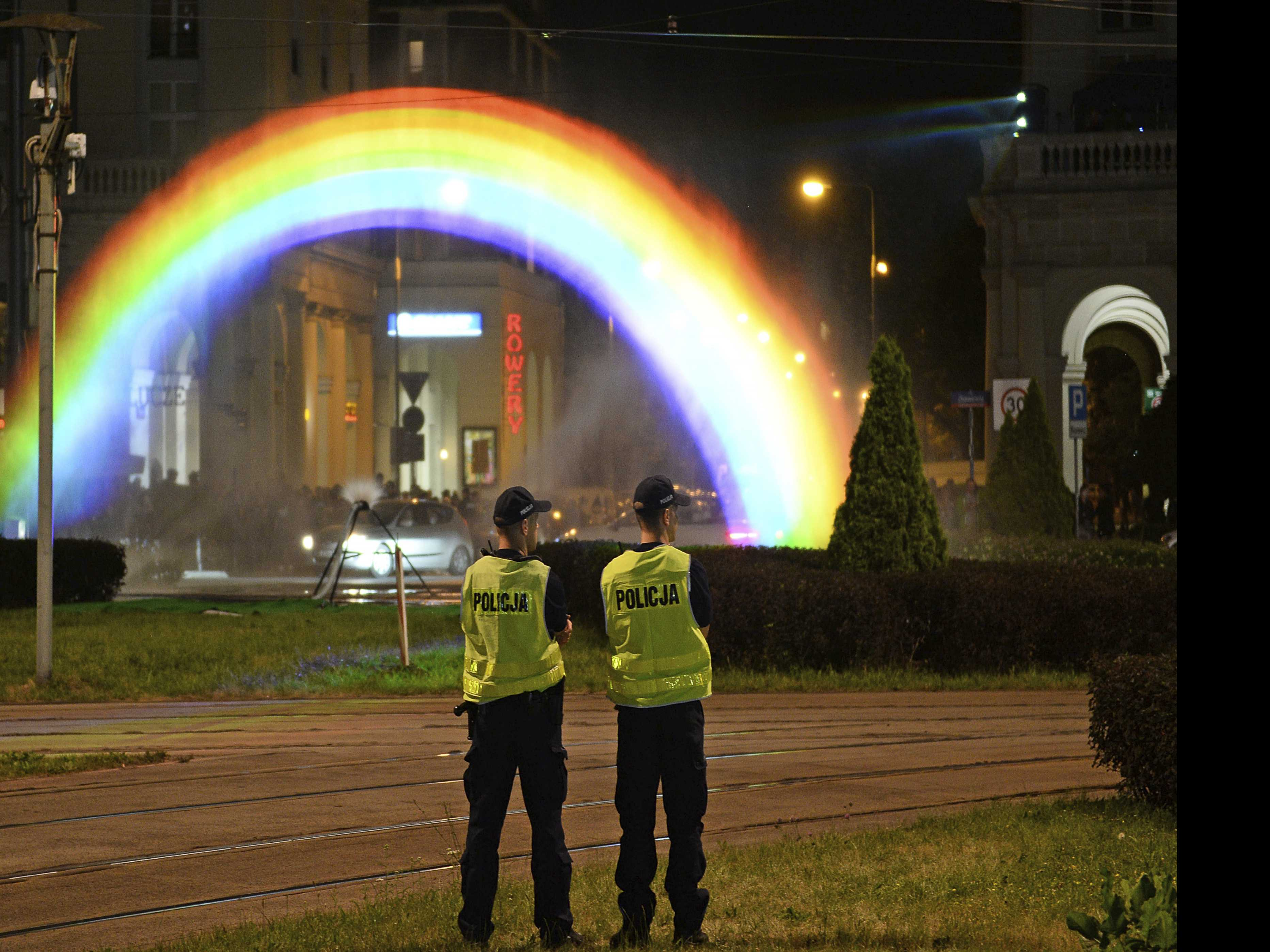 Pride Parades and Rainbow Art Defy Conservative Polish Times