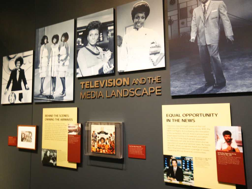 Smithsonian Exhibit Highlights Megastar Oprah Winfrey