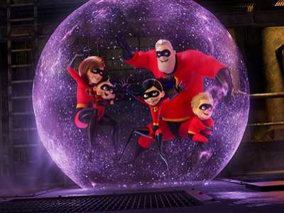 Review :: Incredibles 2