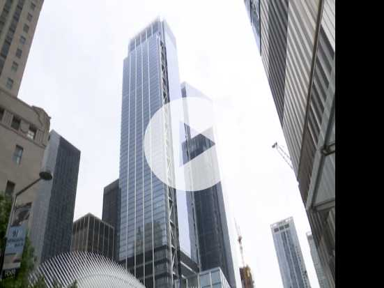Newest World Trade Center Building Opens Monday
