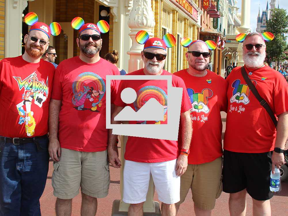 Gay Days 2018 :: The Magic Kingdom