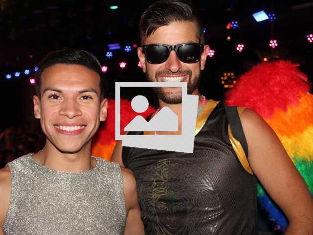 Boston Pride Closing Night Party  @ The Grand :: June 10, 2018