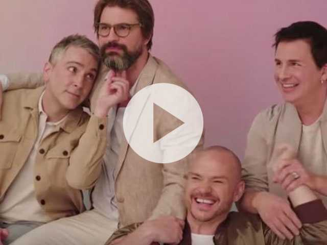 Watch: 'Queer as Folk' Cast Reunite for the 1st Time in Over a Decade