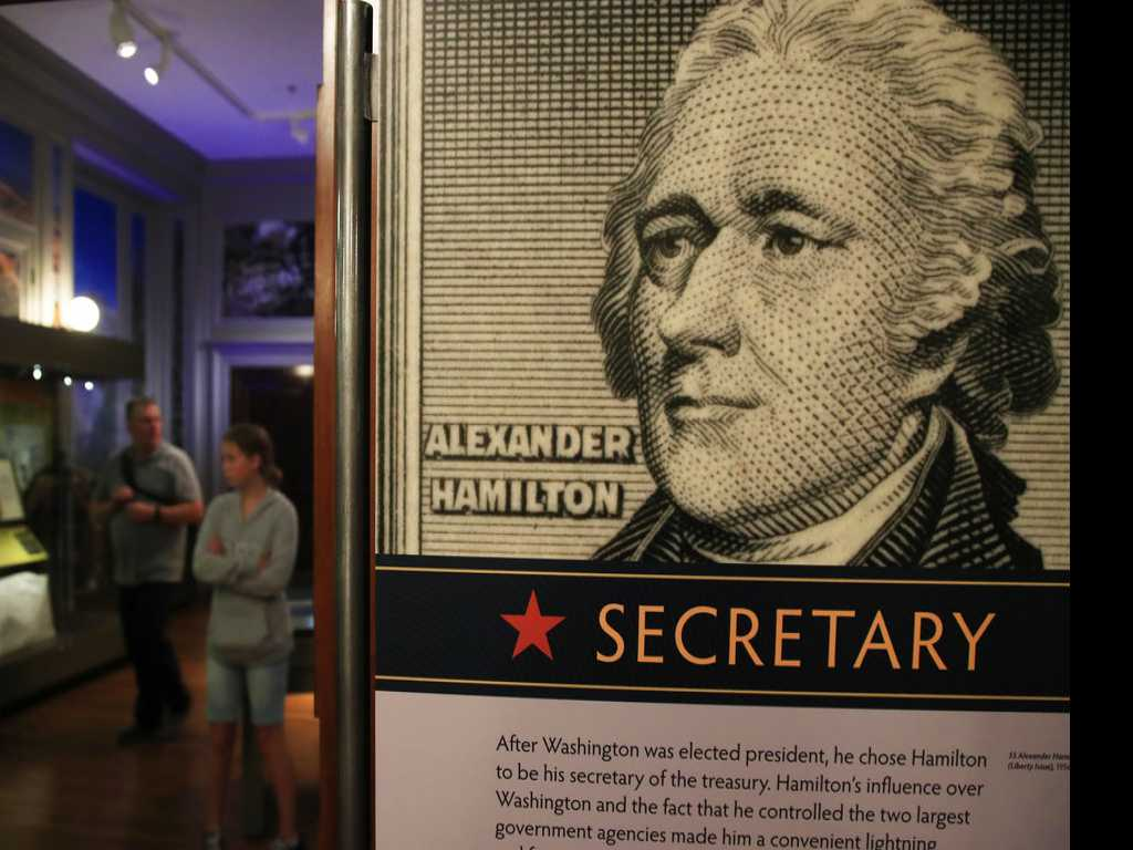 DC Unveils Special Exhibits as 'Hamilton' Comes to Town