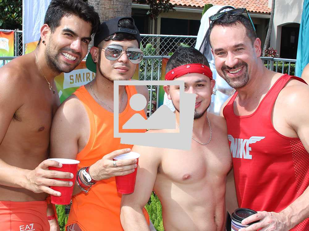 GayDays 2018 Saturday Pool Parties