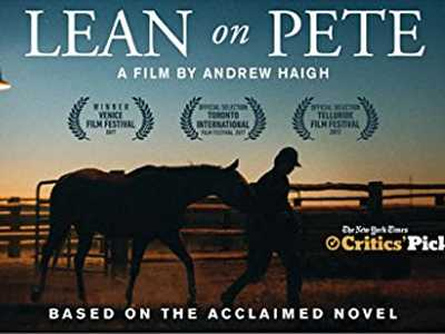 Review :: Lean On Pete