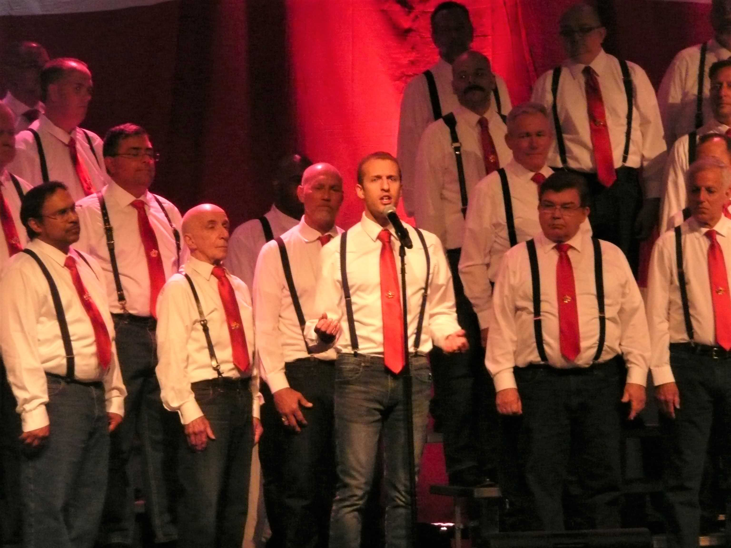 Review :: Providence Gay Men's Chorus: 'God Save The Queens'
