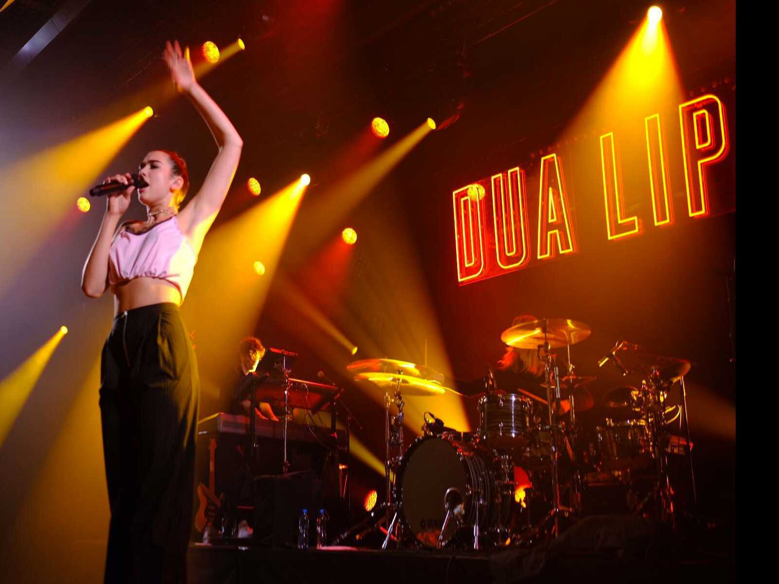 Review :: Dua Lipa | Houston, June 5, 2018