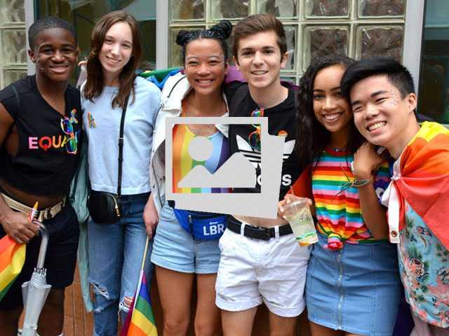 Philadelphia Pride Parade :: June 10, 2018