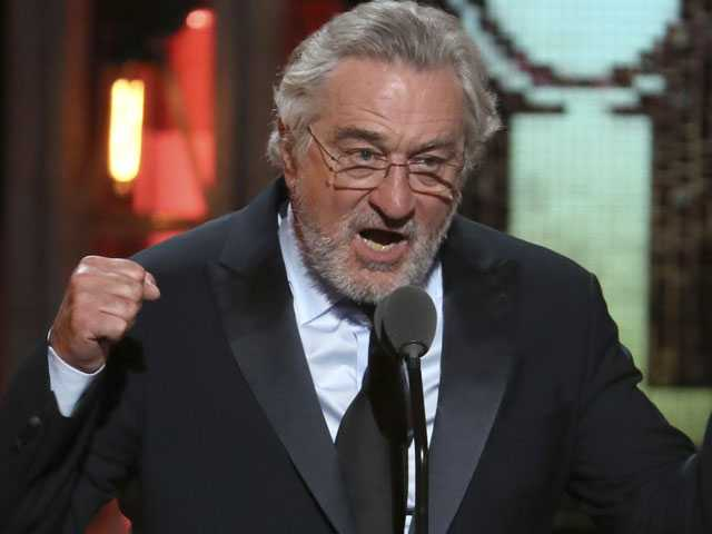 Trump Slams Robert De Niro as 'a Very Low IQ Individual'