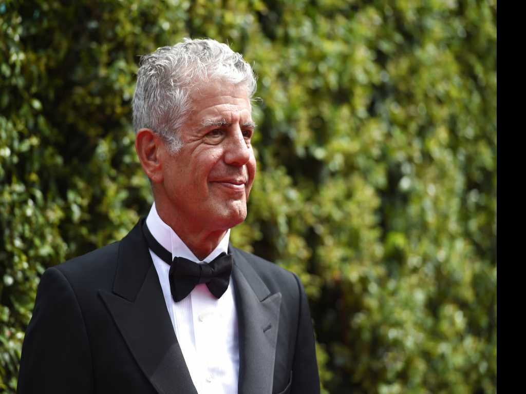 Remembering Anthony Bourdain: Food, Storytelling & Travel