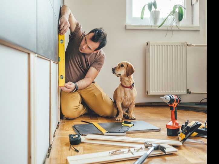 Study Shows Brits Butt Heads Over Home Improvements