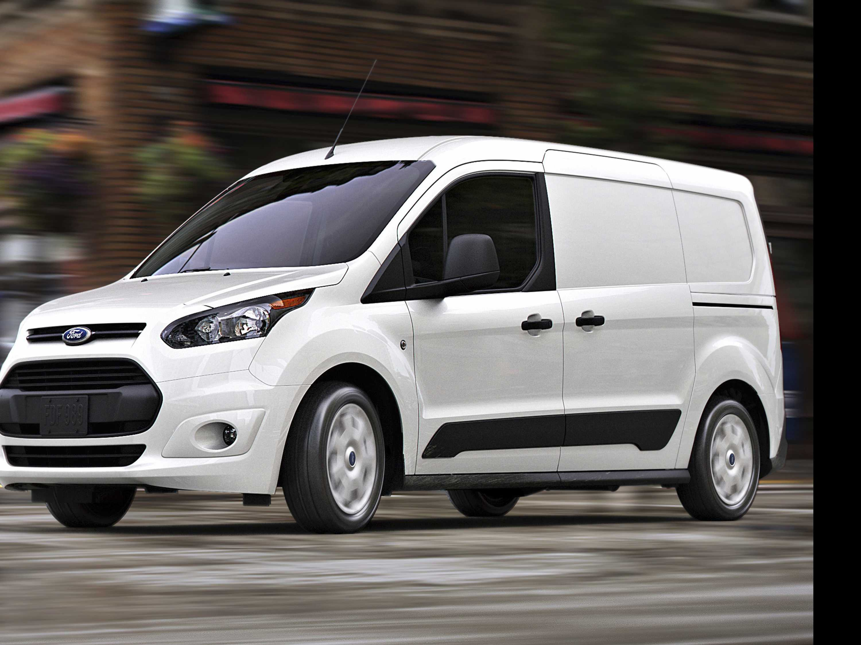 Ready to Roll: Edmunds Picks Best Small Vans for Businesses