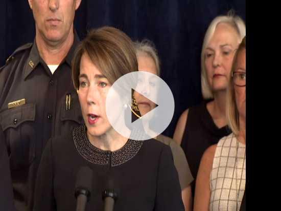 Mass. Sues Opioid Maker, Execs Over Drug Crisis