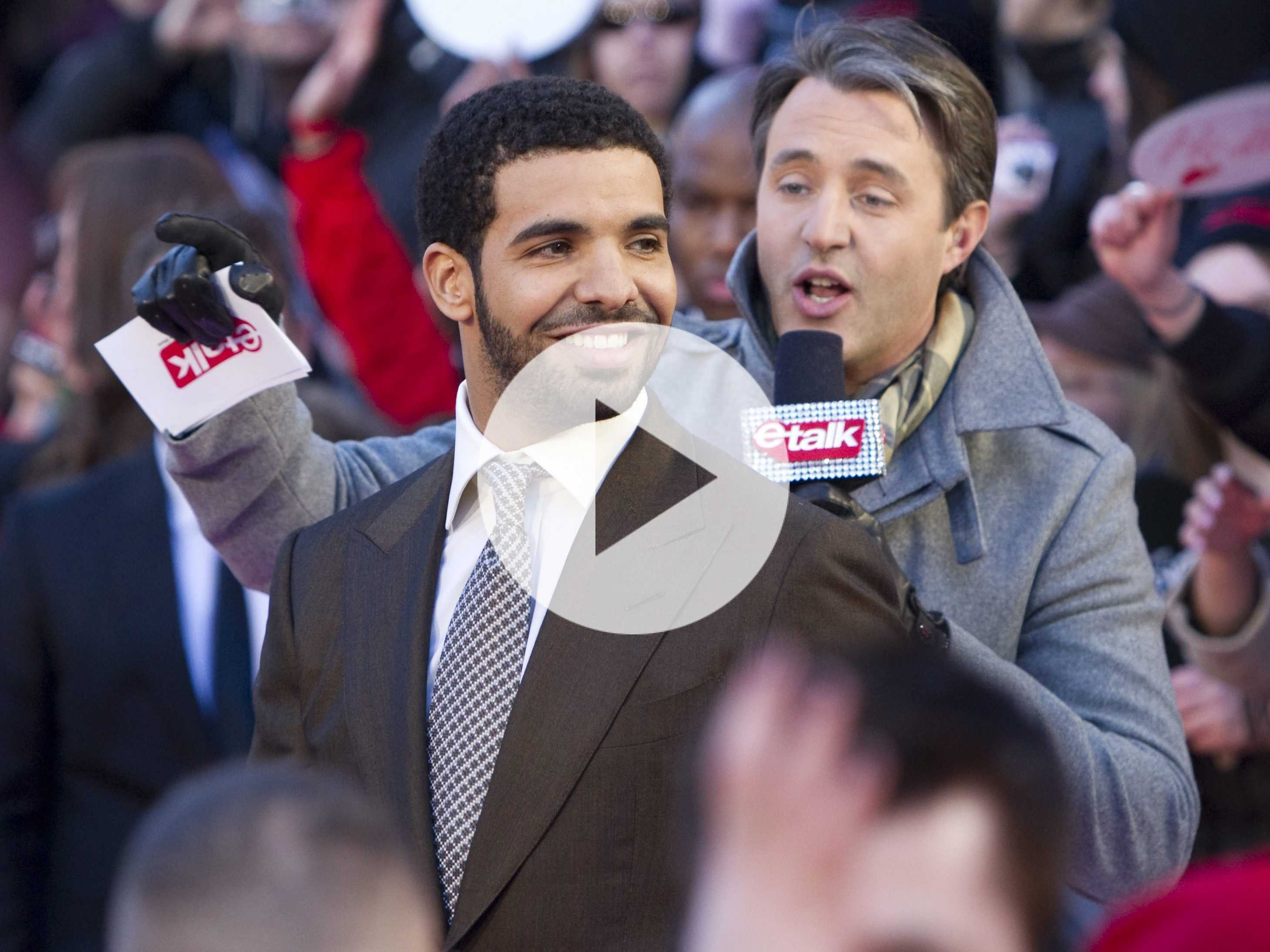 Watch: Drake 'I'm Upset' Video Features 'Degrassi' Reunion