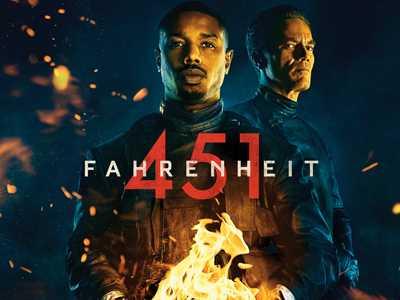 Review :: Fahrenheit 451