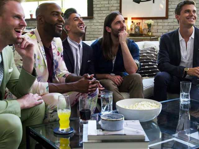 For Season 2, 'Queer Eye' & Netflix Toss Out the Rulebook