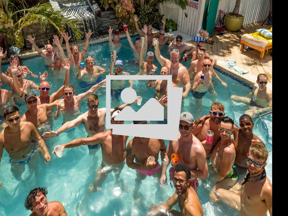 Key West Pride Equator Pool Party :: June 7, 2018