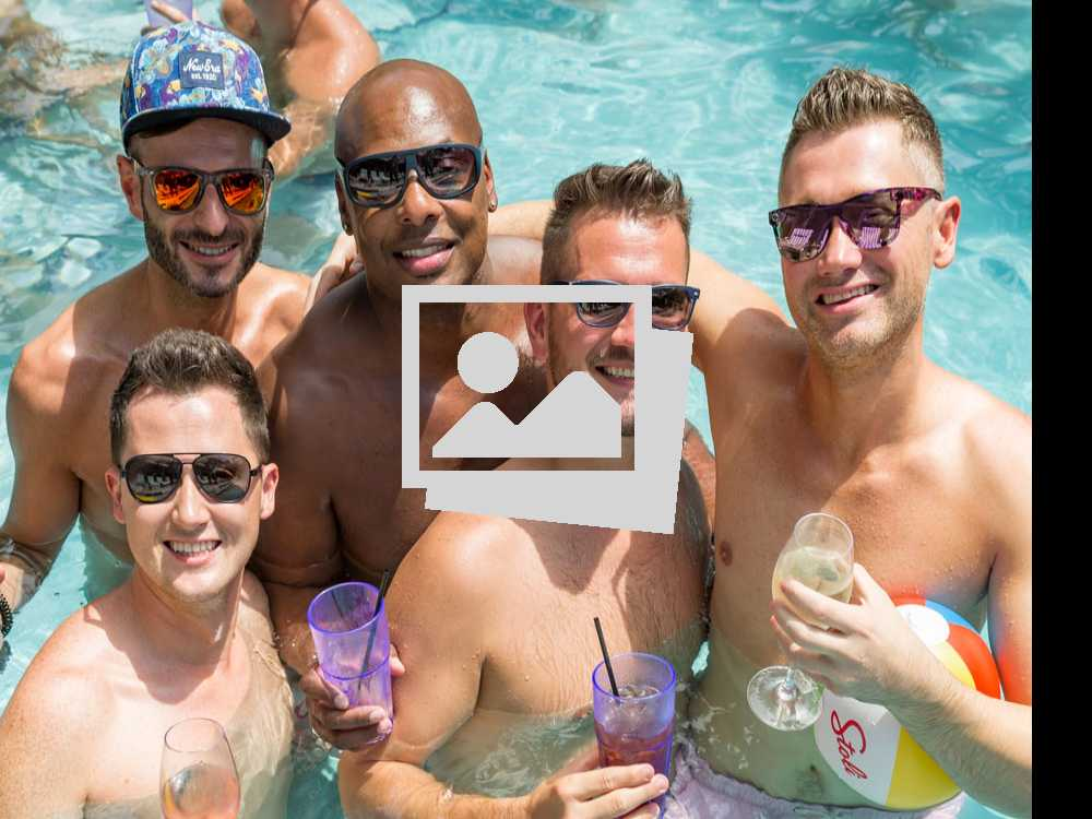 Key West Pride Island House Pool Party :: June 8, 2018