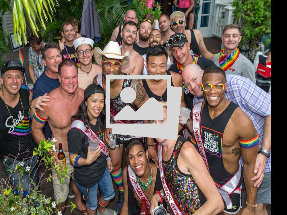 Key West Pride Stoli Cocktail Classic Tea Dance & Check Presentations @ La Te Da :: June 10, 2018