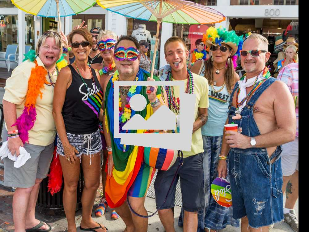 Key West Pride Parade  :: June 10, 2018