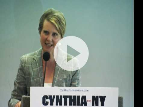 Openly Lesbian NY Gov. Candidate Cynthia Nixon: Raise Taxes On Rich To Fund NY Schools