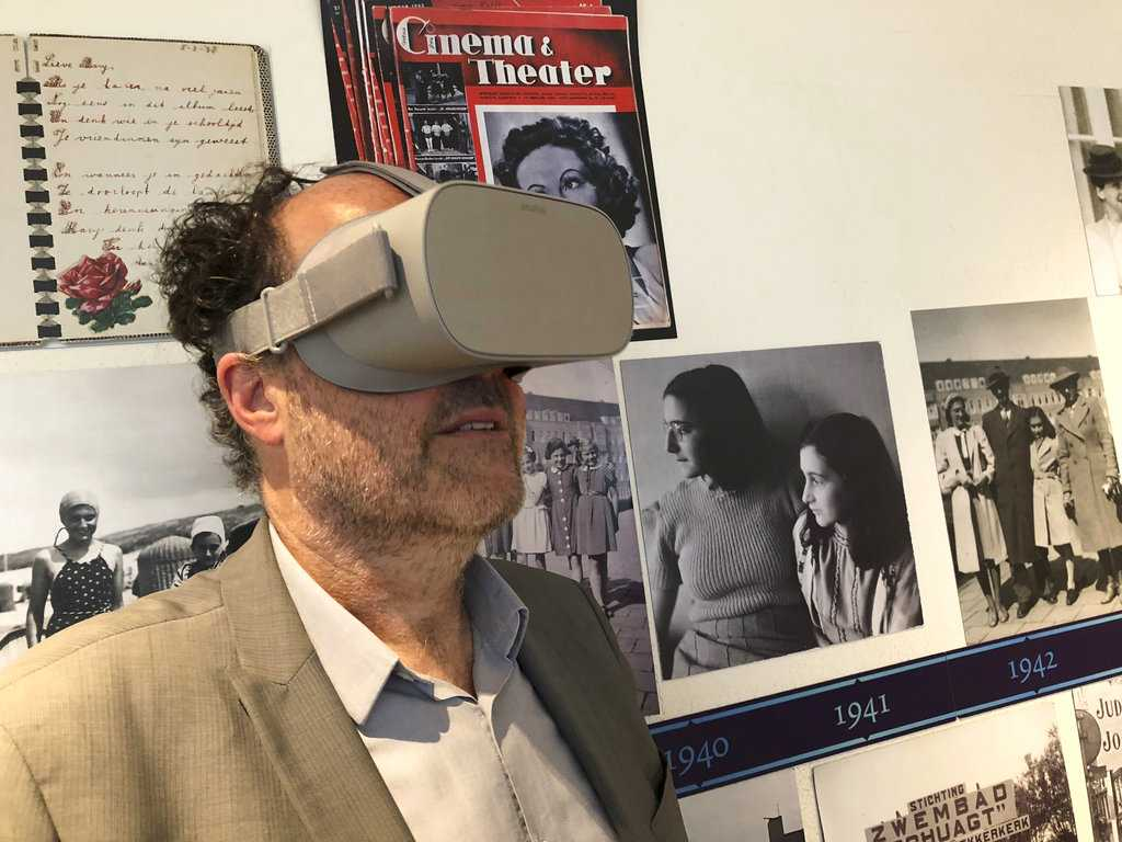 Anne Frank House Unveils Virtual Reality Tour
