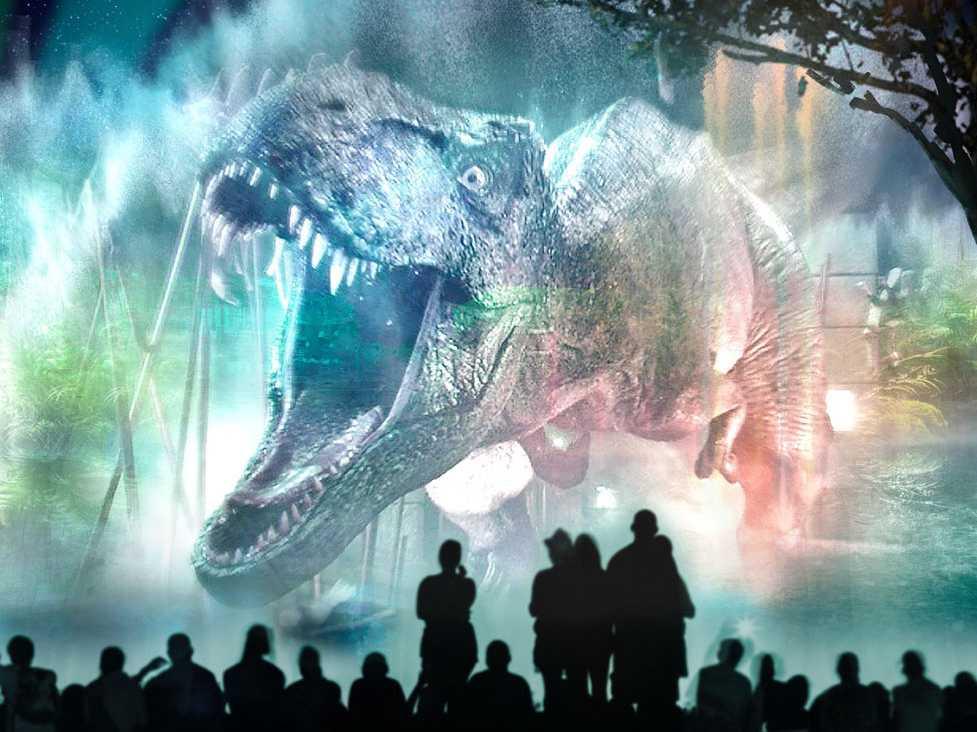 Universal Orlando Debuts New Nighttime Lagoon Show