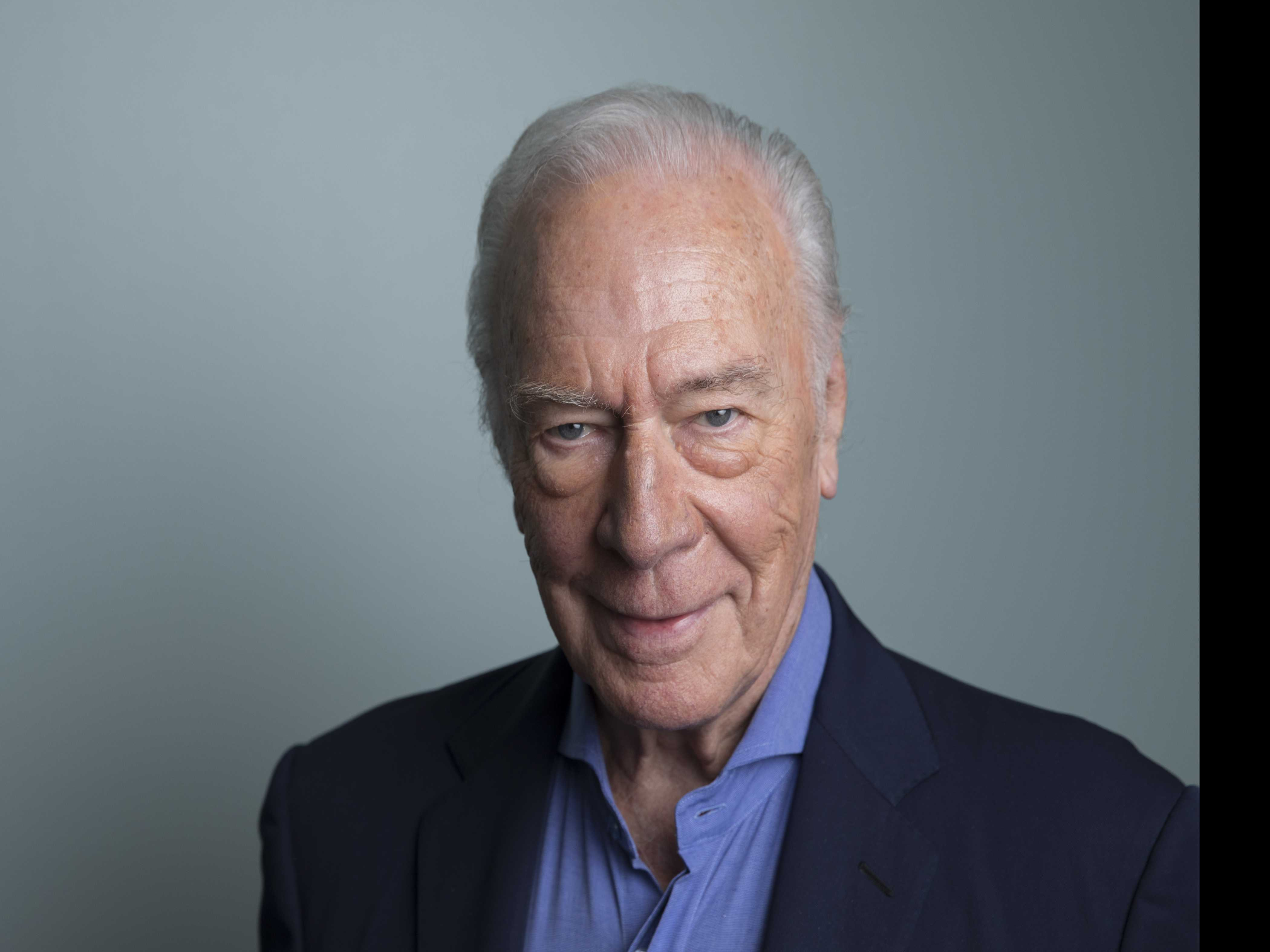 Q&A: Christopher Plummer on Playing a Weed Dealer at 88