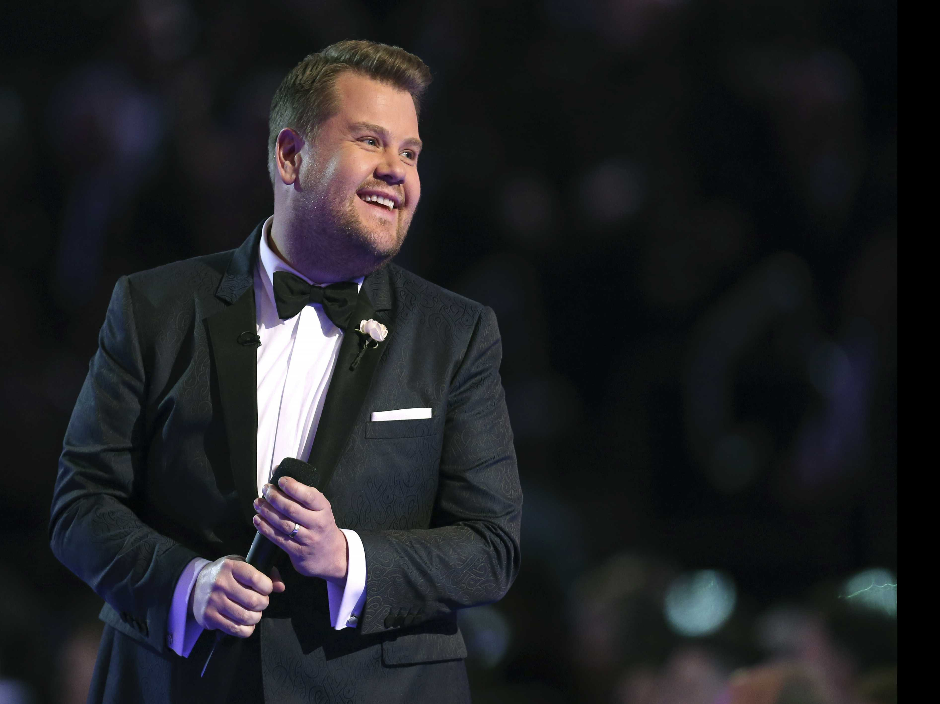 James Corden Talks About His London Shows, Trump-Era Humor