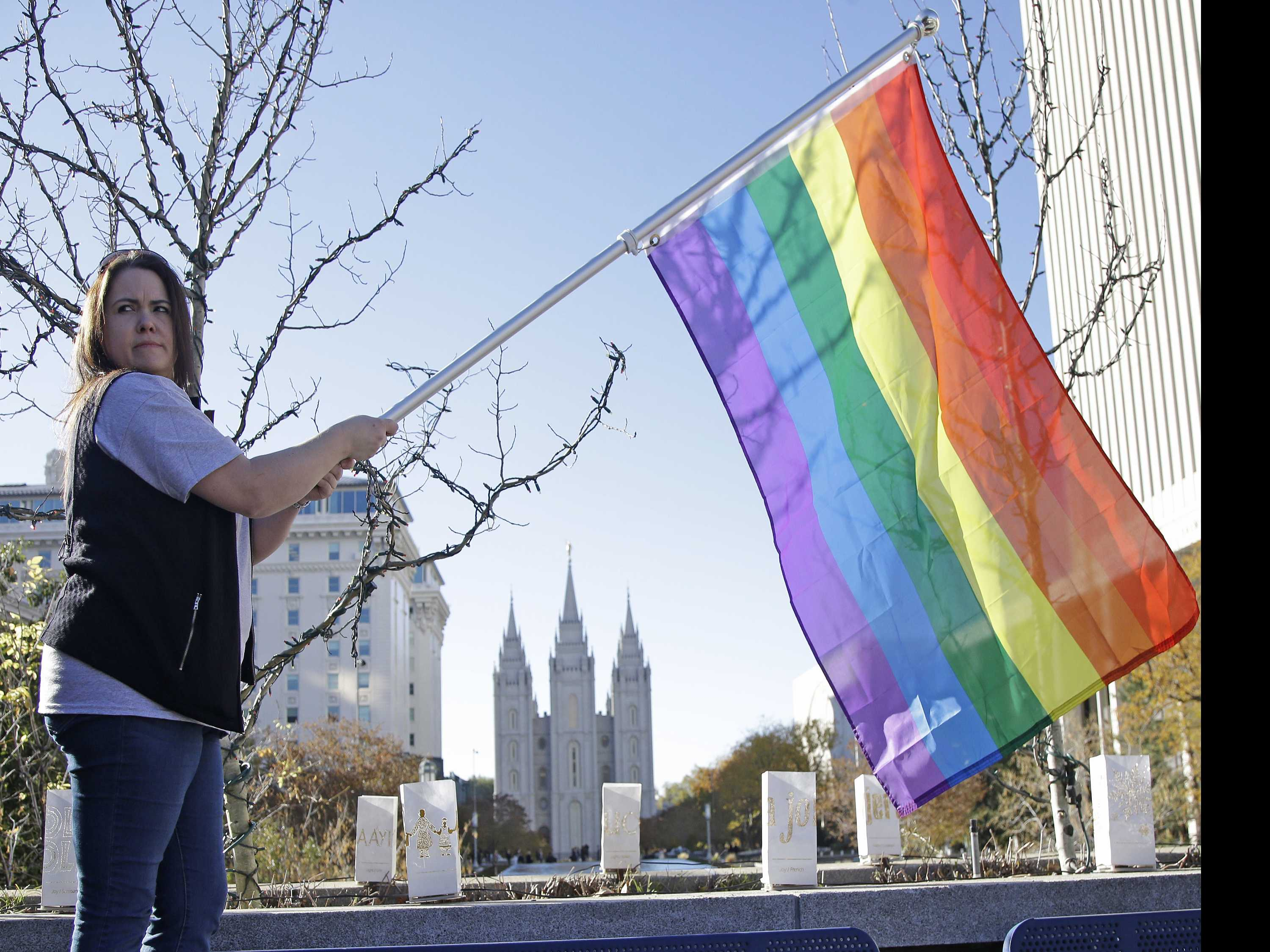 Mormon Genealogical Database to Accept Same-Sex Couples