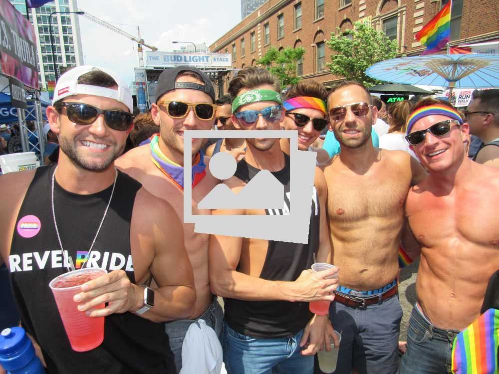 Chicago Pride Fest :: June 16-17, 2018