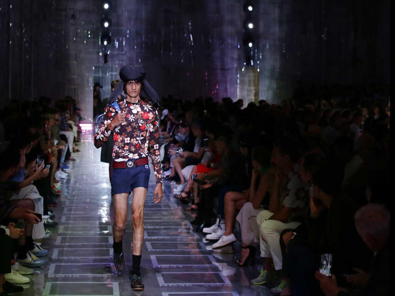 First Look: Milan Fashion Week, Spring/Summer 2019