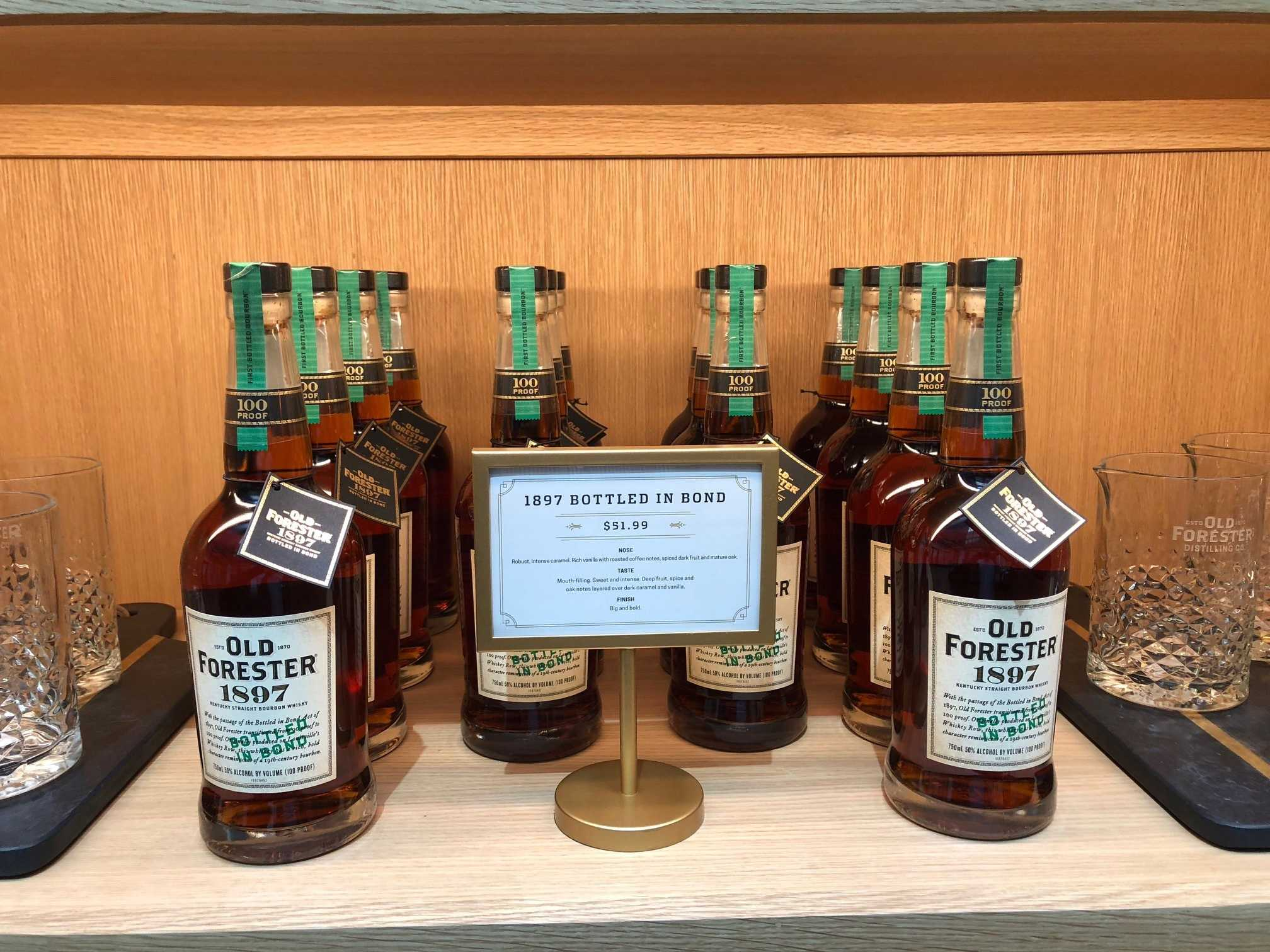 Old Forester Returns to Kentucky Roots with New Distillery
