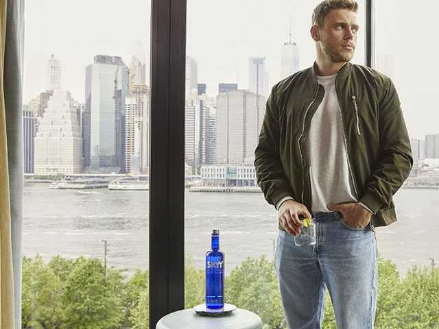 SKYY Vodka: 'Proudly American' with Gus Kentworthy & More
