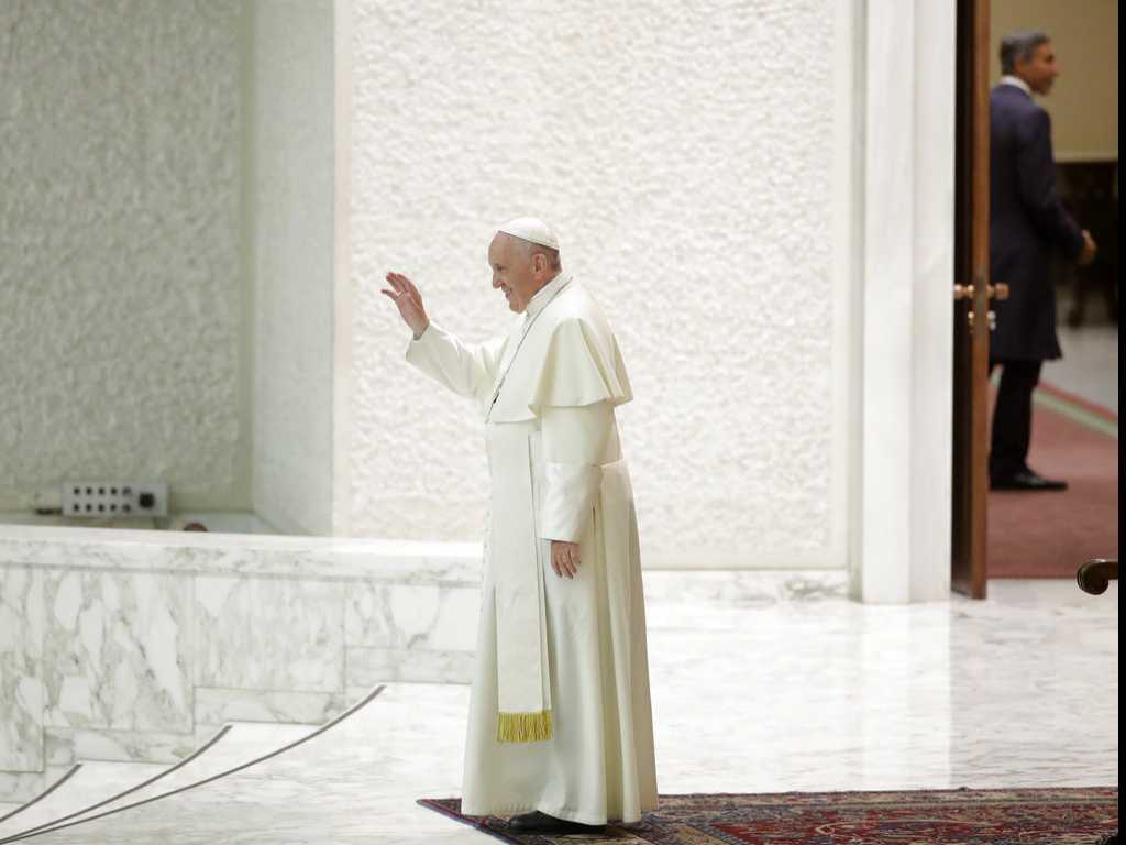 Pope: Abortion is 'White Glove' Equivalent to Nazi Crimes