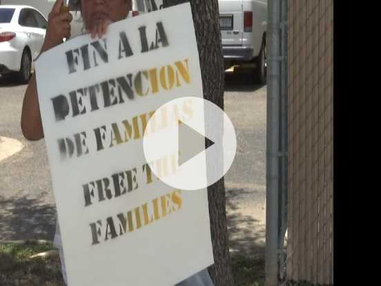 Border Policy Defended Amid Protests