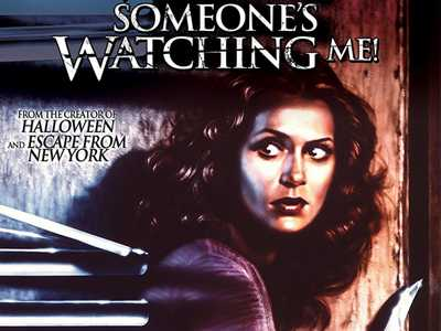 Review :: Someone's Watching Me