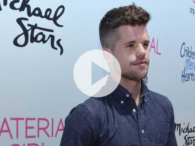 Watch: 'Teen Wolf' Star Charlie Carver Opens Up About How Gay Dad Helped Him Come Out