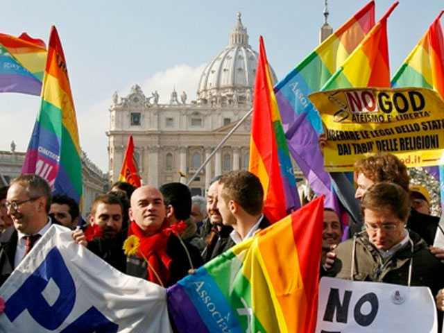 Young to Vatican: Let's Talk About Gay and Gender Issues