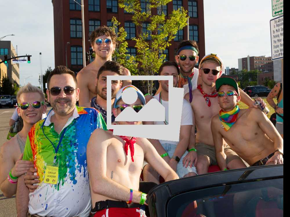 Rhode Island Pride Illuminated Nighttime Parade :: June 16, 2018