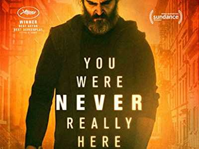 Review :: You Were Never Really Here