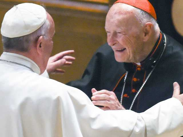 Cardinal McCarrick, Ex-Archbishop, Hit with Abuse Claim