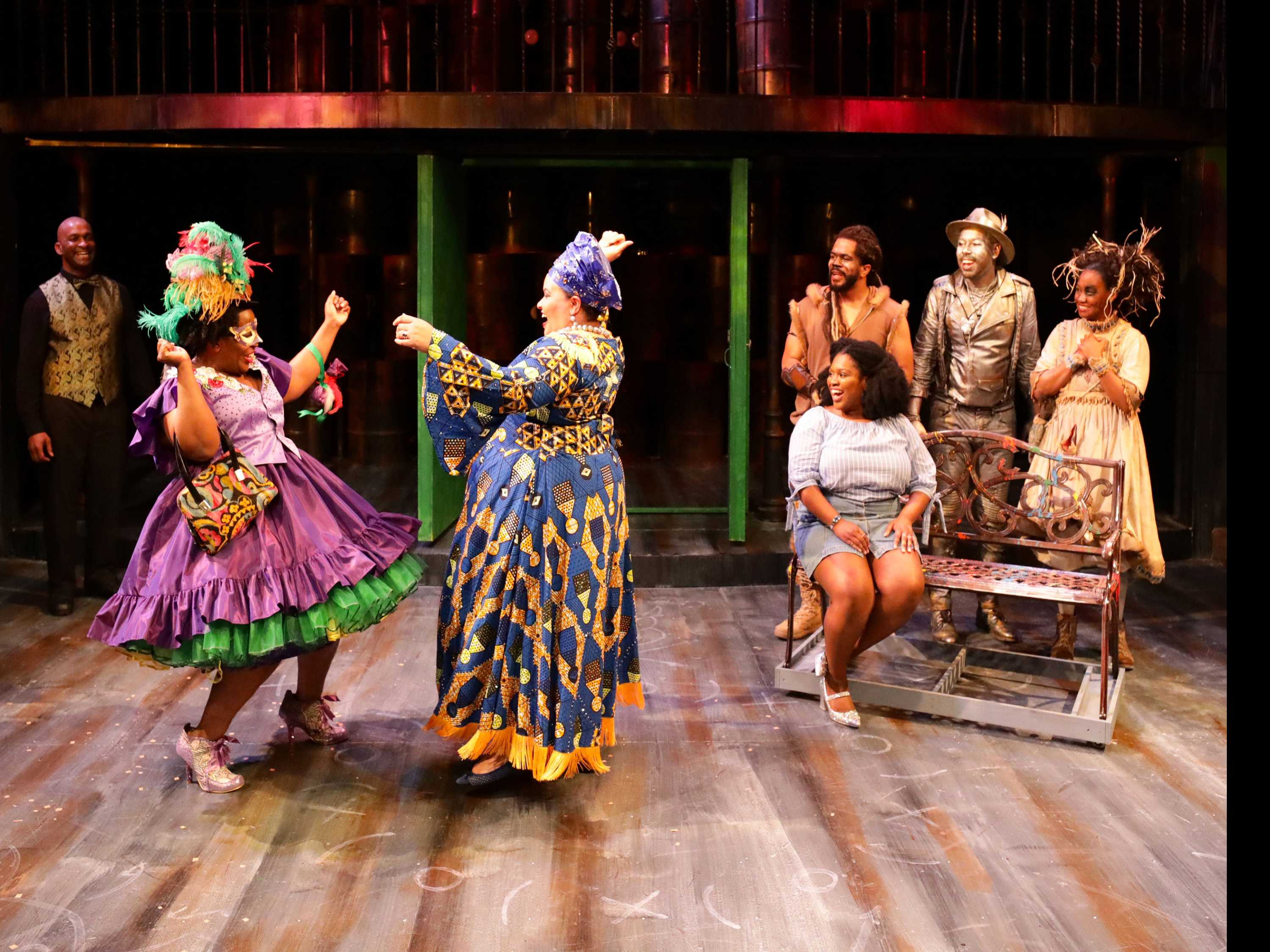 Review :: The Wiz
