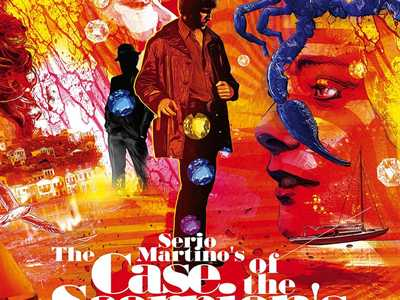 Review :: The Case Of The Scorpion's Tail