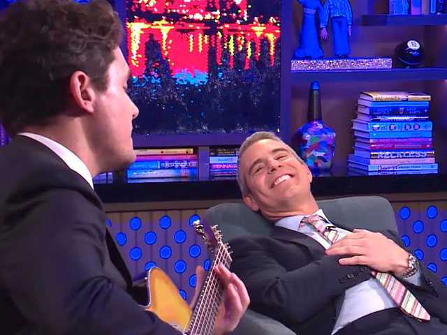 Is Andy Cohen Dating John Mayer? TV Host Addresses Rumors
