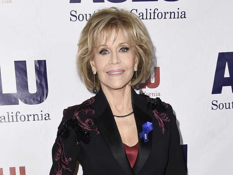 Jane Fonda to be Honored at Traverse City Film Festival