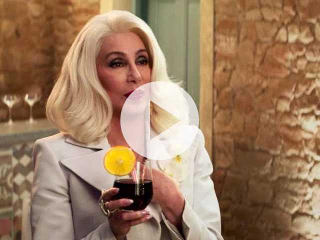 Listen: Cher Releases Full Cover of ABBA's 'Fernando' from 'Mamma Mia!' Sequel