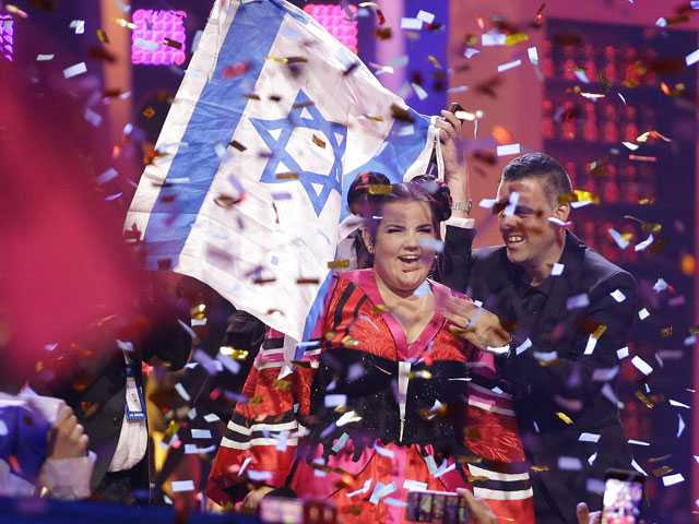Jerusalem Backlash Casts Shadow Over Eurovision Contest